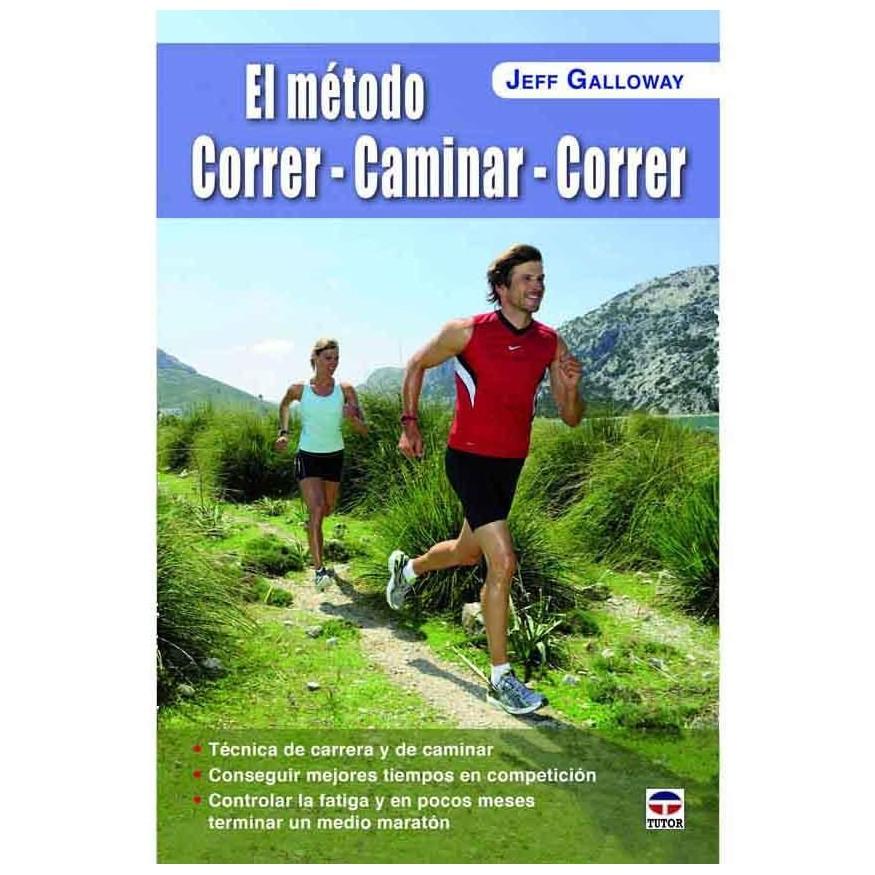 Bikila EL MÉTODO CORRER CAMINAR CORRER TUT50219