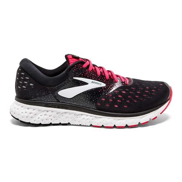 Brooks-glycerin 16 W 7 Negro - Zapatillas Running