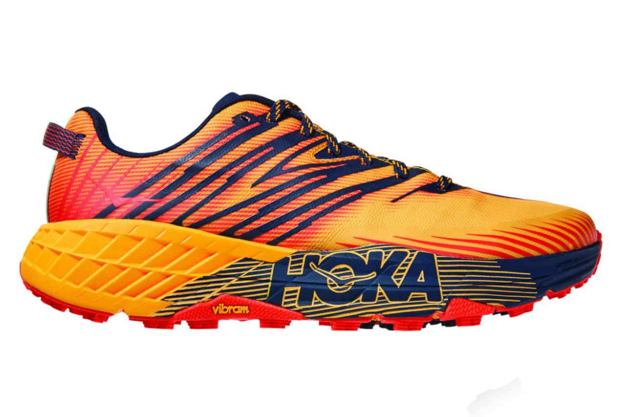 HOKA ONE ONE-SPEEDGOAT 4