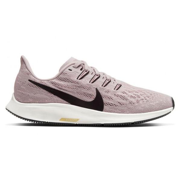 Nike-pegasus 36 Mujer Gris 6 - Zapatillas Running