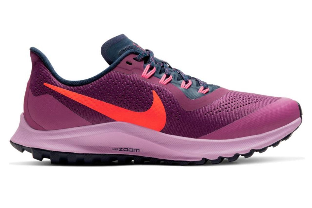 Folleto Autorizar difícil  Nike-PEGASUS 36 TRAIL MUJER NIKAR5676600