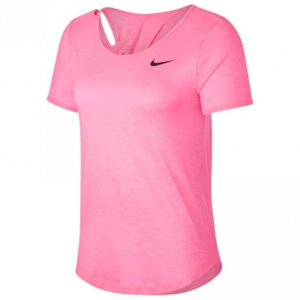 Nike-TOP SS RUNWAY MUJER