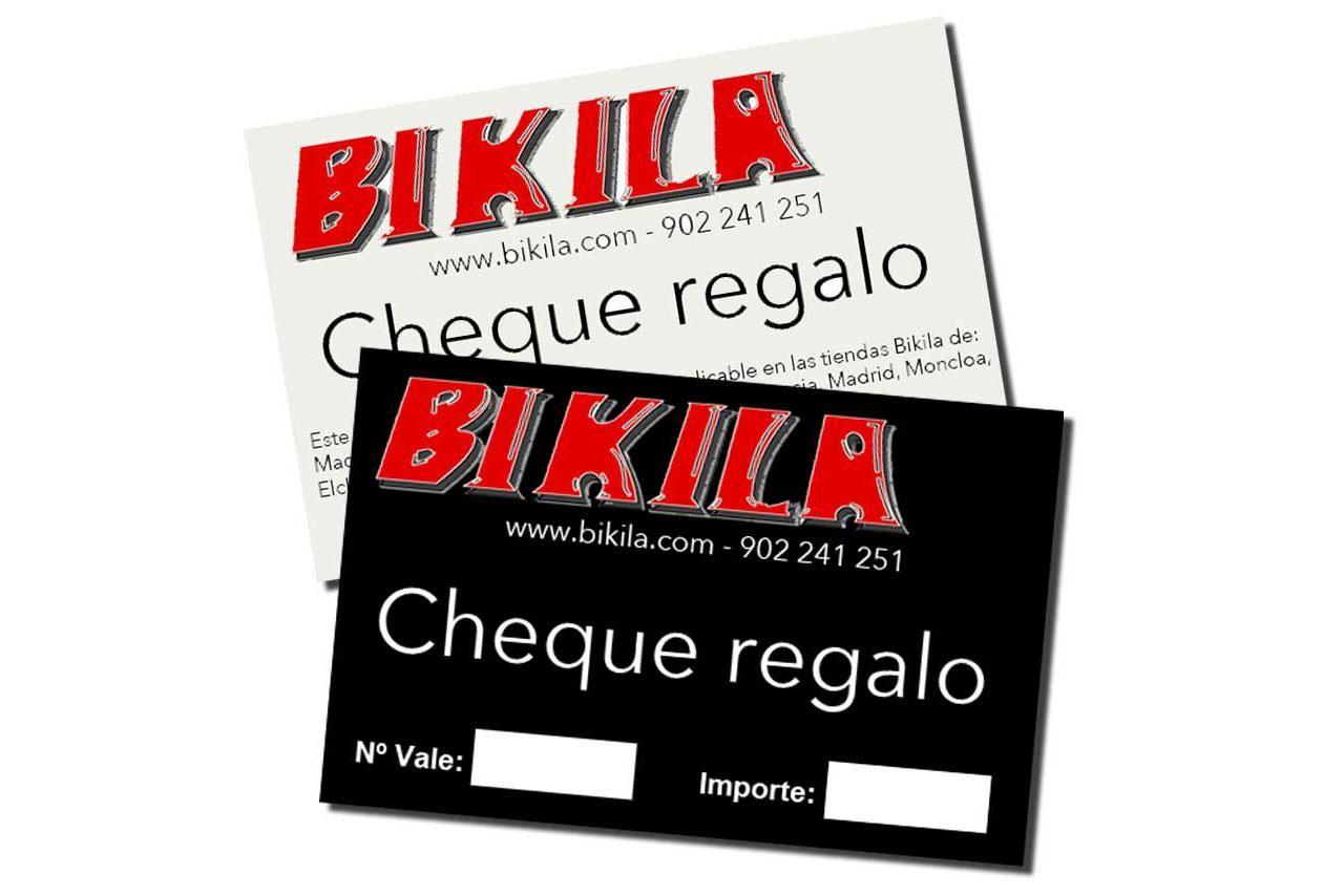 Bikila CHEQUE REGALO 300 EUROS