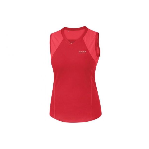 Gore running wear-ESSENTIAL LADY SINGLET W GORIESSEL3615