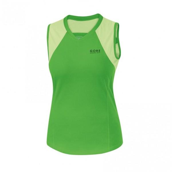 Gore running wear-ESSENTIAL SINGLET W GORIESSEL7645