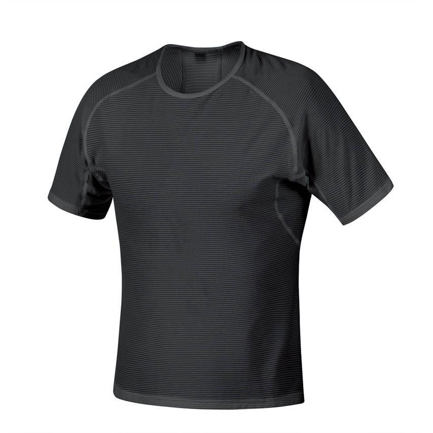 Gore running wear-ESSENTIAL BASELAYER SHIRT GORUESSSH9900