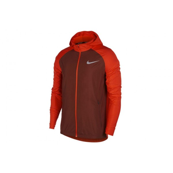 Nike-ESSENTIAL HOODED LS JACKET