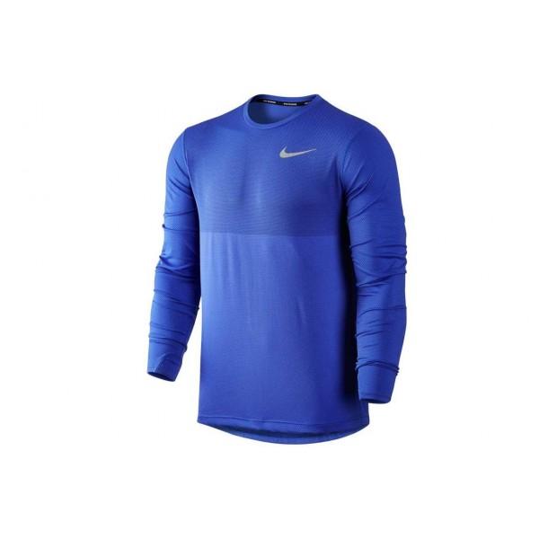 Nike-ZONAL COOLINGL RELAY LS