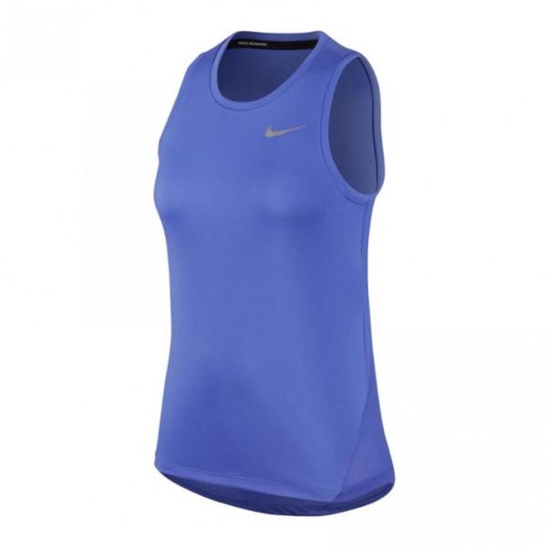 Nike-MILER TANK MUJER