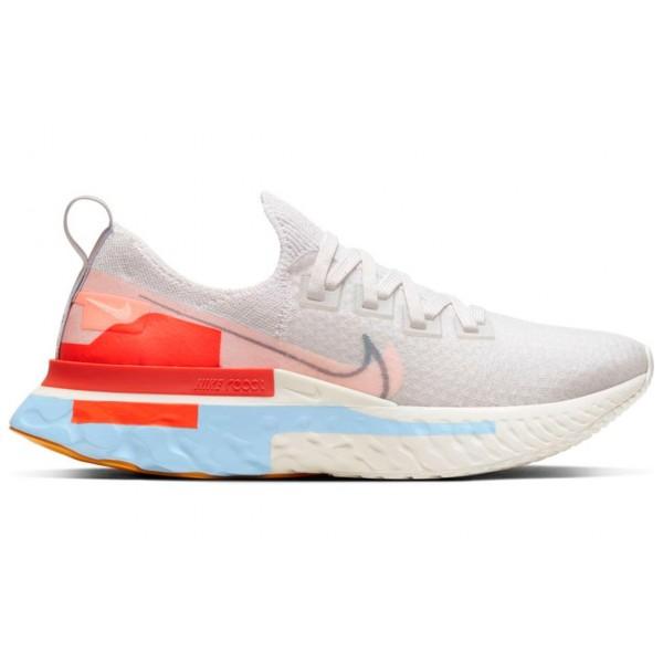 Nike-REACT INFINITY RUN FLYKNIT MUJER