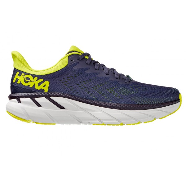 Hoka One One-clifton 7 10 Azul - Neutras