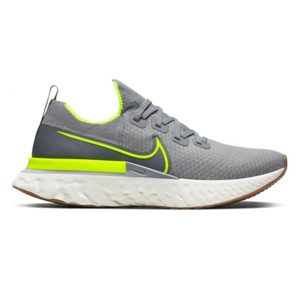 Nike-react Infinity Run Flyknit 11 Gris - Neutras