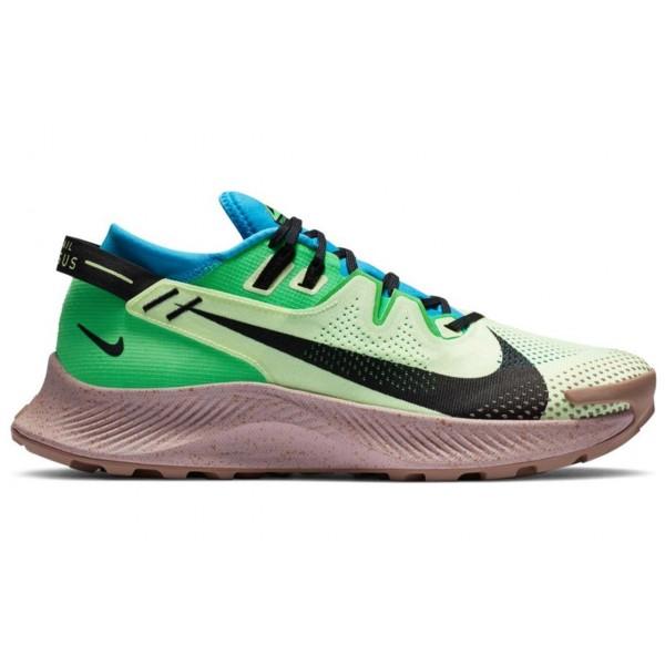 Nike-pegasus Trail 2 10 Verde - Trail Running