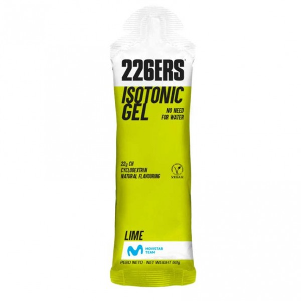 226ERS-ISOTONIC GEL 68GR LIME