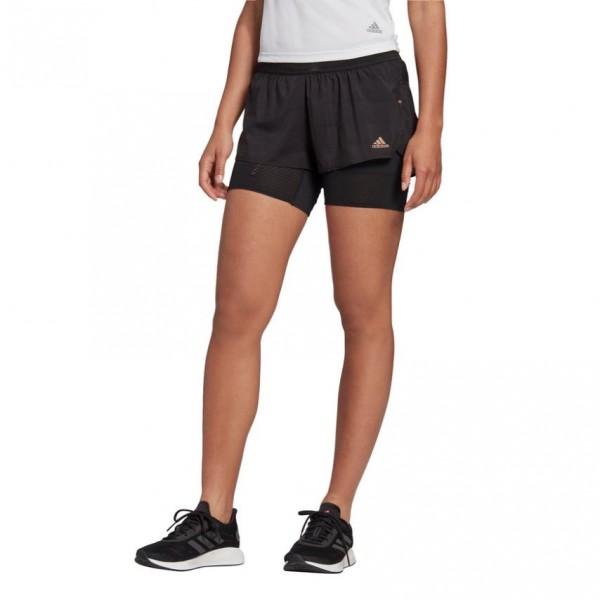 Adidas-HEAT READY SHORT MUJER