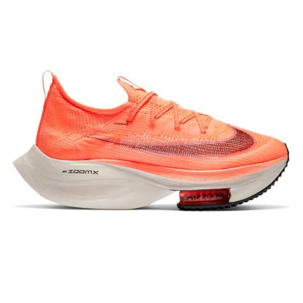 Nike-air Zoom Alphafly Next% Mujer 5.5 Naranja - Polivalente