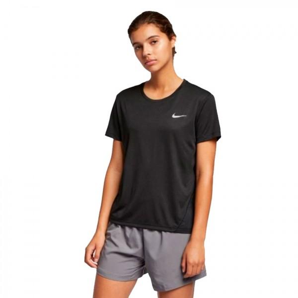 Nike-MILER SS MUJER
