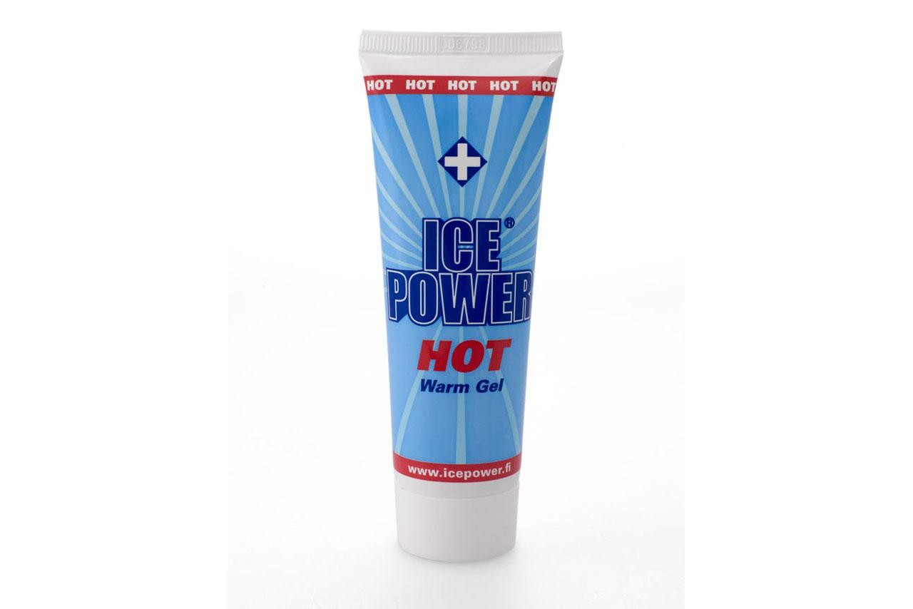 Ice Power ICE POWER GEL CALOR 75ml.