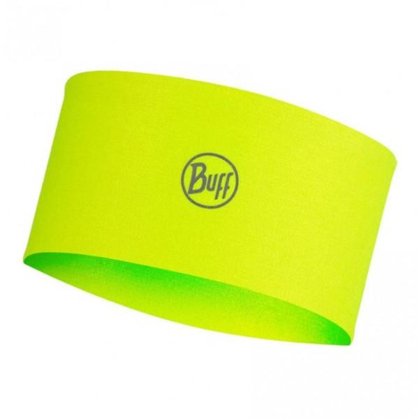 Buff-COOLNET UV+ HEADBAND YELLOW FLUOR