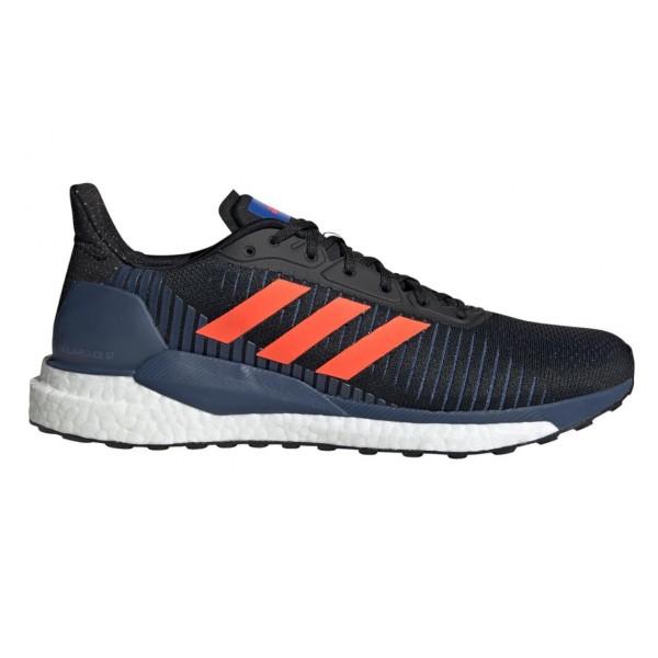 Adidas-solar Glide St 19 Negro 12.5 - Zapatillas De Running