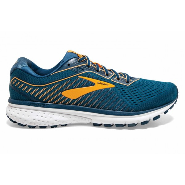 Brooks-ghost 12 Azul 15 - Zapatillas De Running