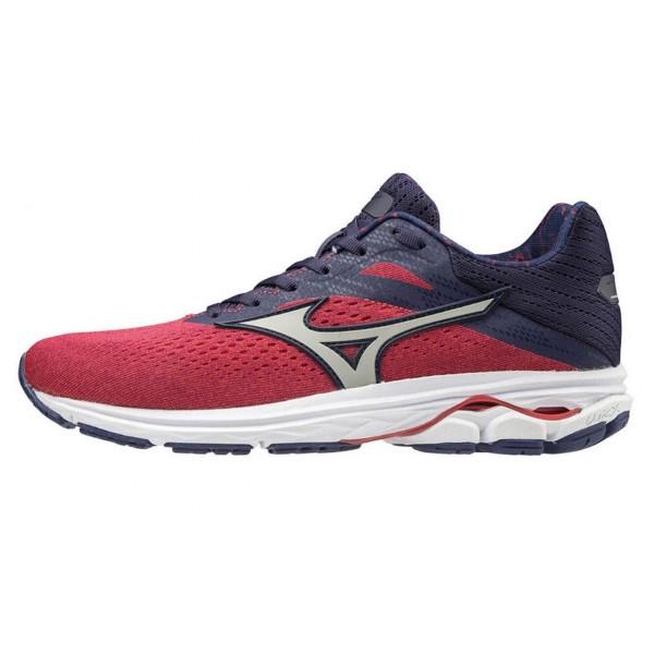Mizuno-wave Rider 23 Mujer Rojo 10.5 - Zapatillas De Running