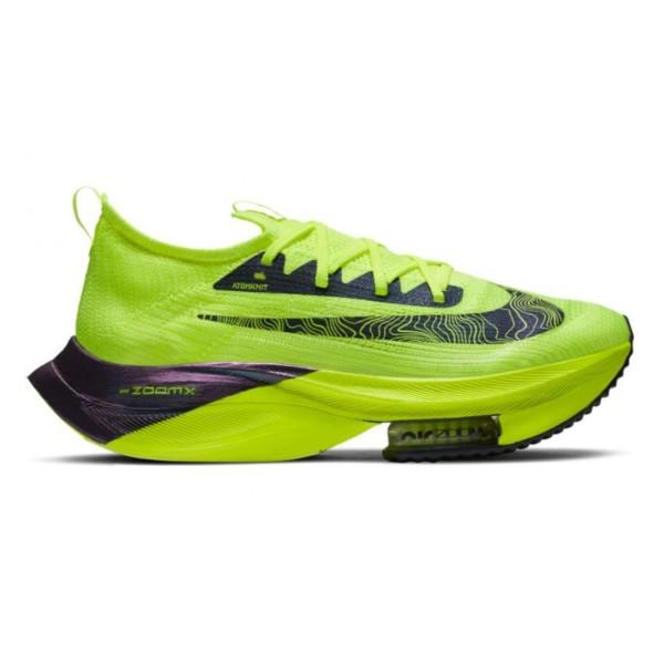Nike-air Zoom Alphafly Next% 10.5 Amarillo - Polivalente