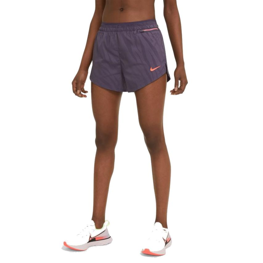 Nike-TEMPO LUXE ICON SHORT MUJER