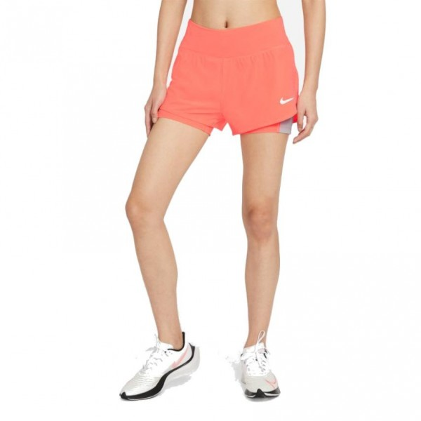 Nike-ECLIPSE 2IN1 SHORT MUJER