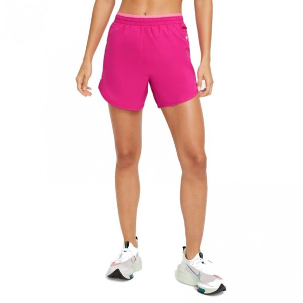 Nike-TEMPO LUXE SHORT MUJER