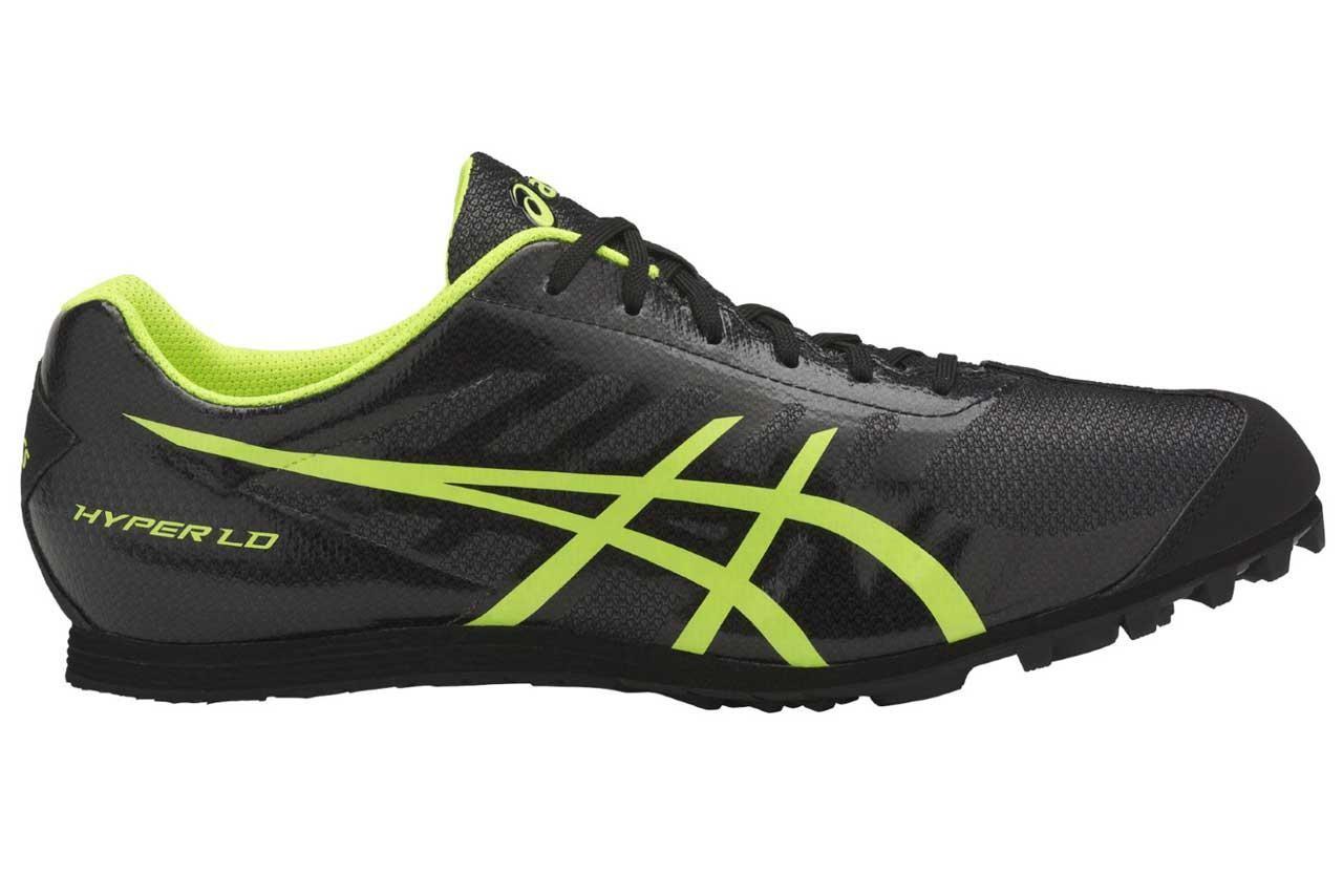 Zapatillas con clavos US 15 Asics Hyper sprint | Extragrandes