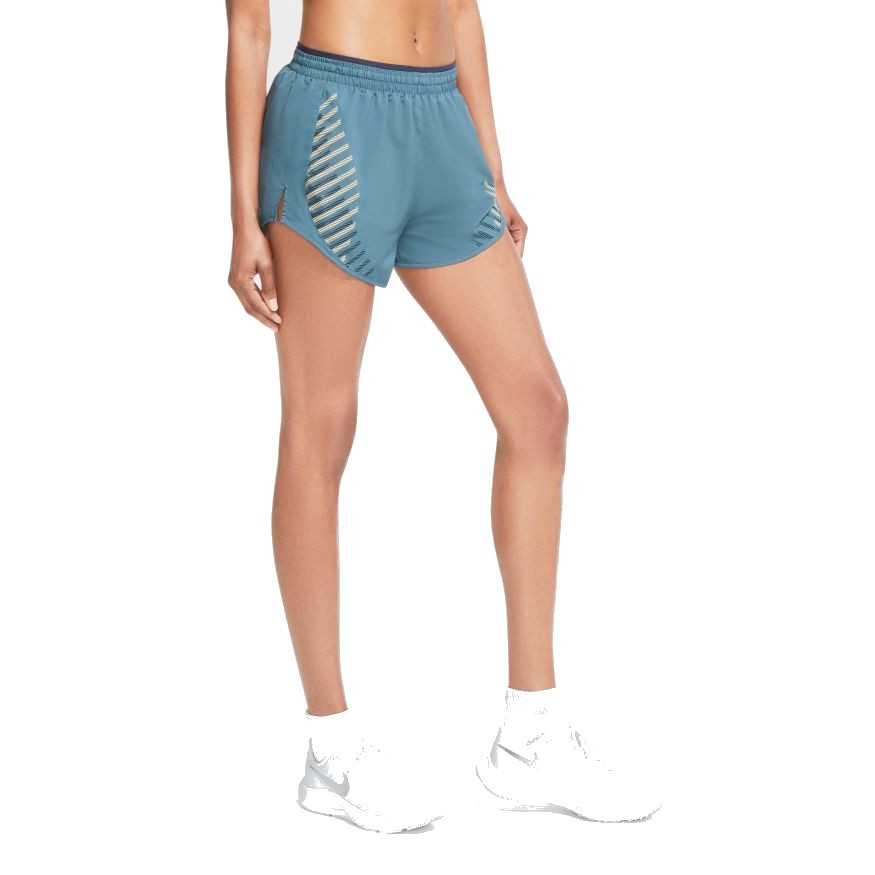 Nike-TEMPO LUX SHORT MUJER
