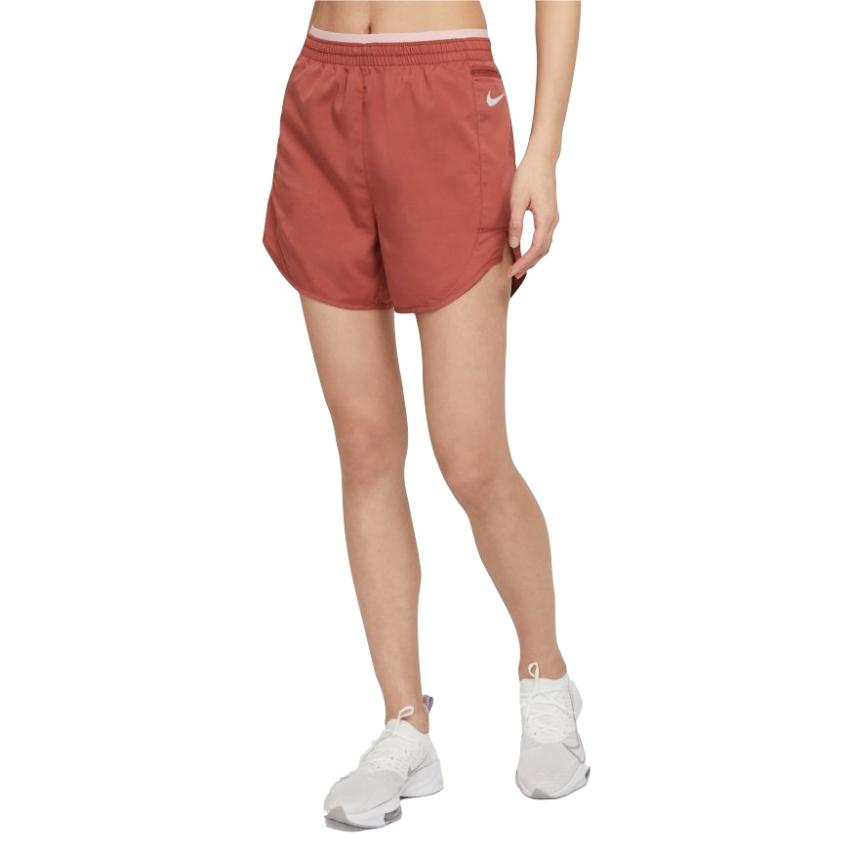 Nike-TEMPO LUXE 5P SHORT MUJER