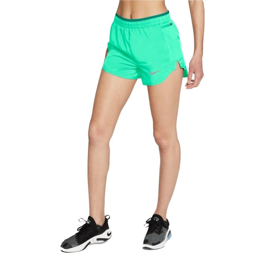 Nike-TEMPO LUXE 3P SHORT MUJER
