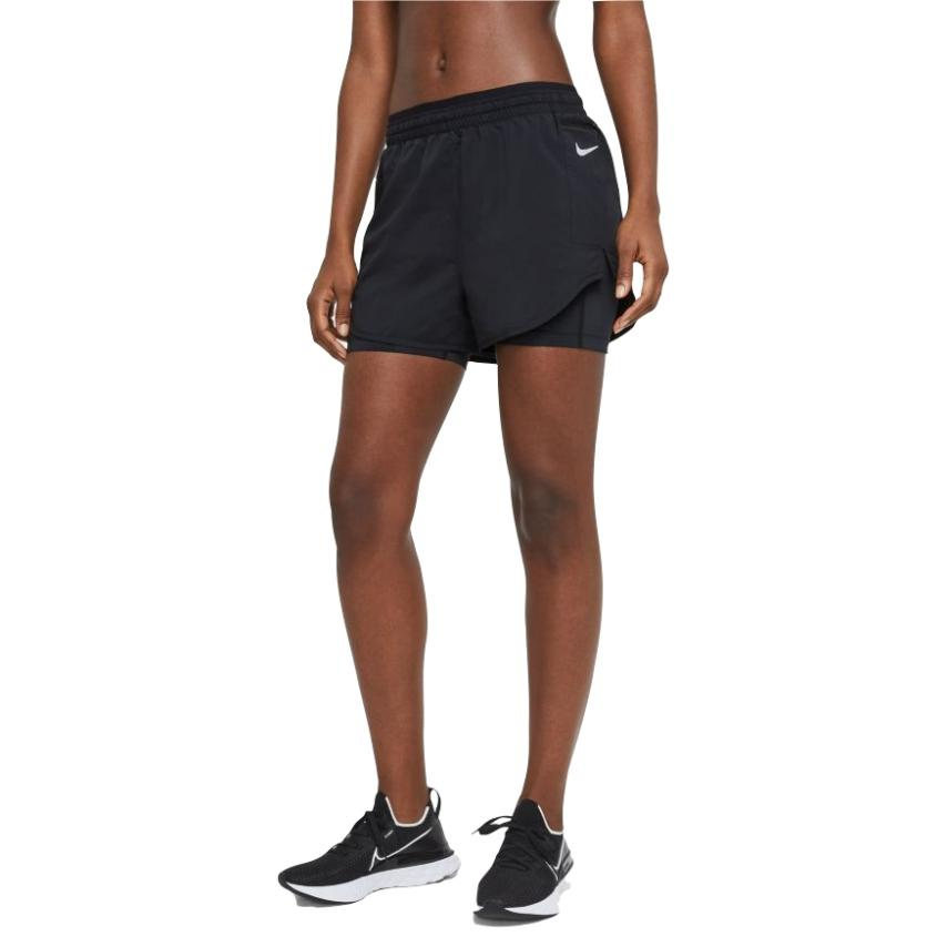 Nike-TEMPO LUXE 2IN 1 SHORT MUJER