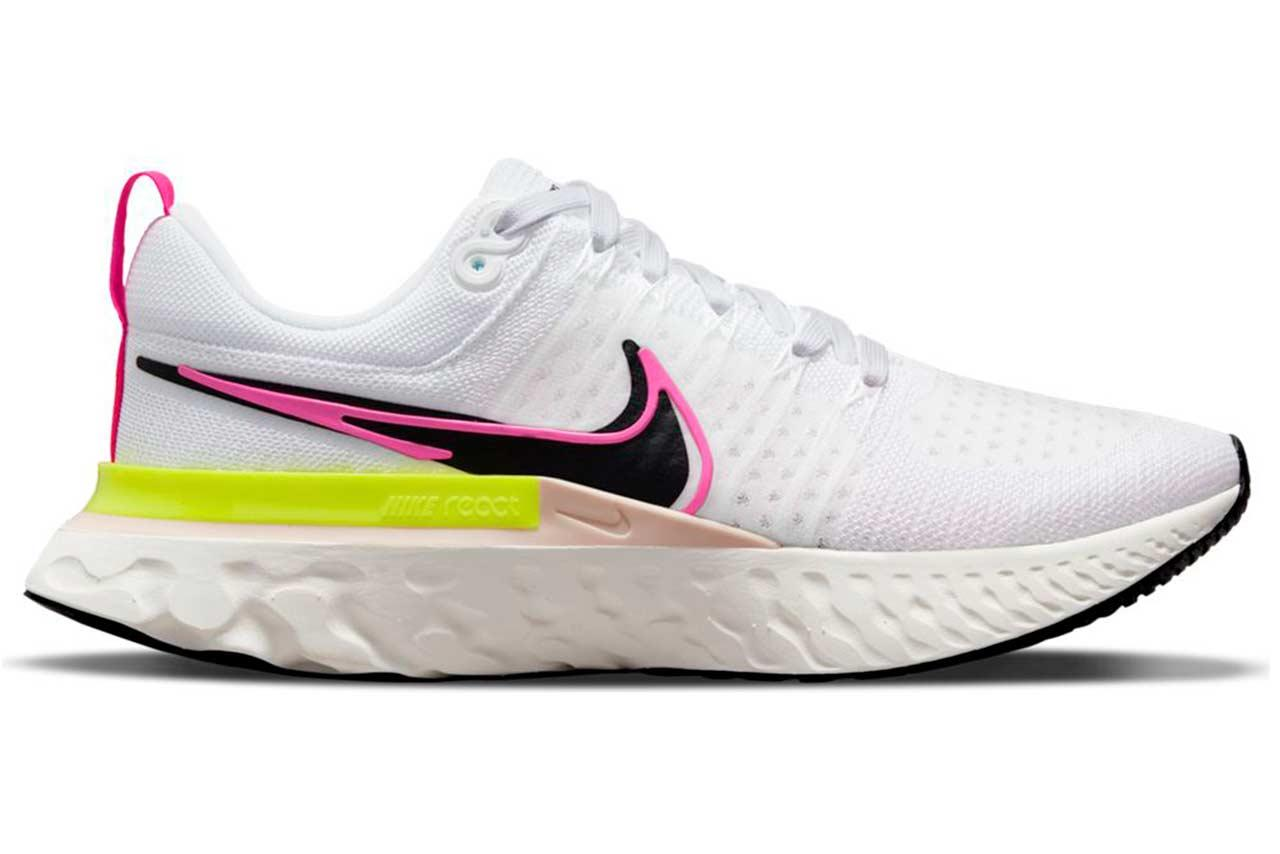 Nike-REACT INFINITY RUN FK 2 MUJER