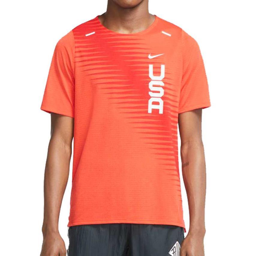 Nike-RISE 365 USA SS