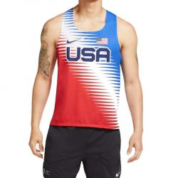Nike-AEROSWIFT USA SINGLET