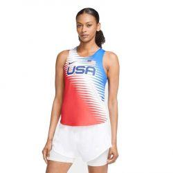 Nike-AEROSWIFT ADV SINGLET USA MUJER