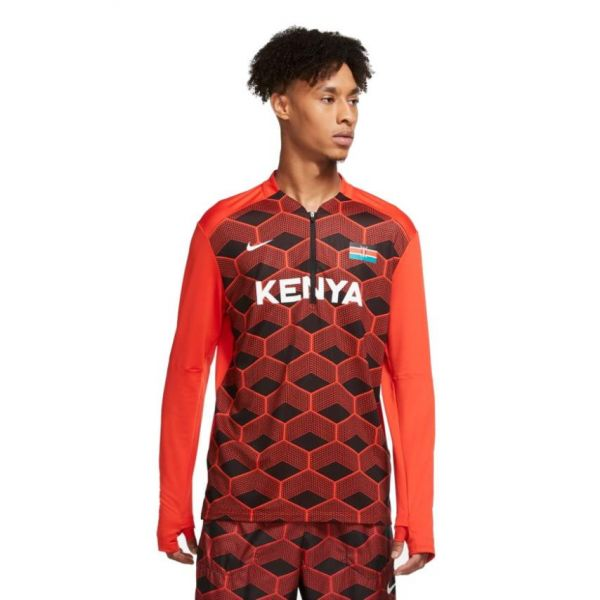 Nike-ELEMENT TOP KENYA HZ LS