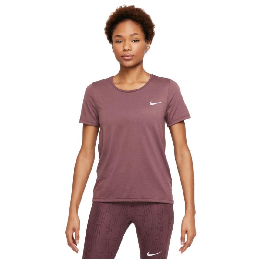 Nike-RUN DIV TOP SS MUJER