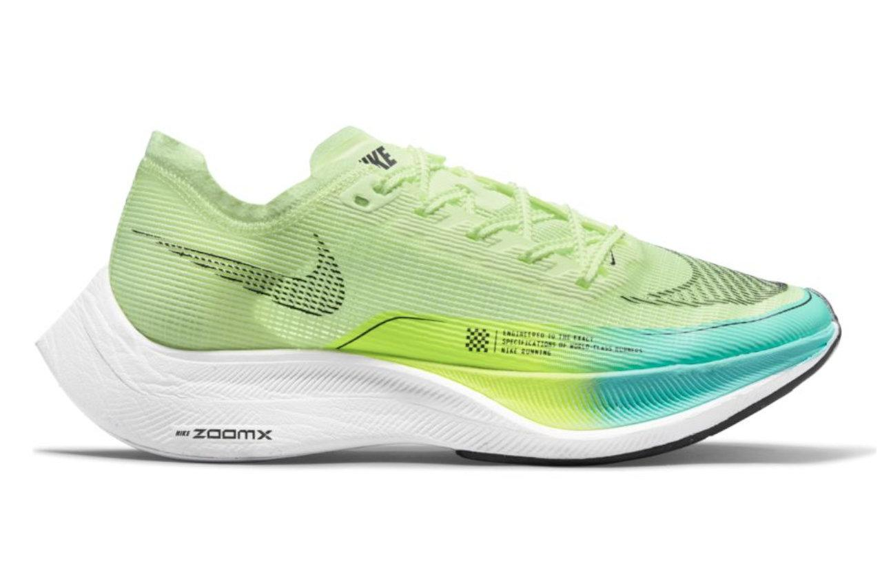 Nike-ZOOMX VAPORFLY NEXT% 2 MUJER