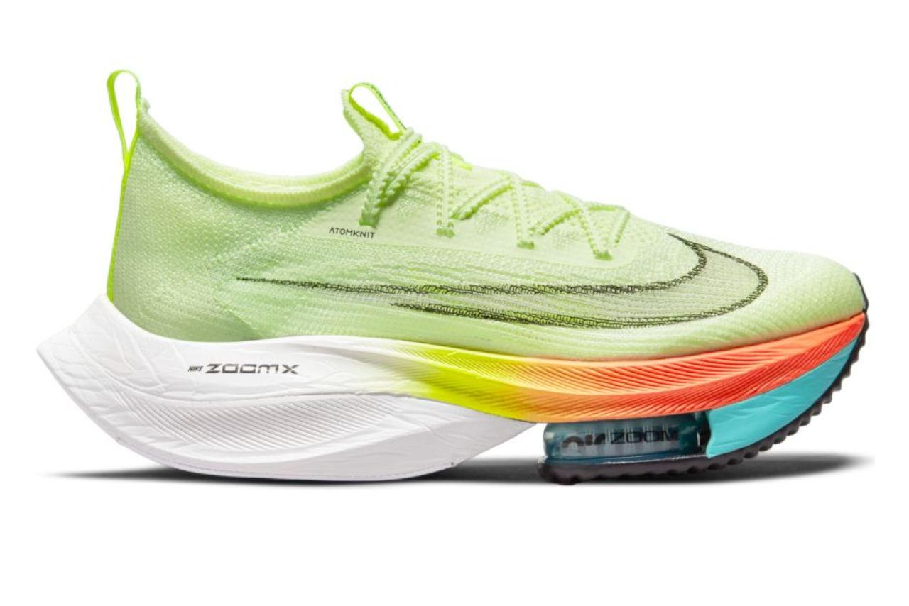 Nike-AIR ZOOM ALPHAFLY NEXT% FK MUJER
