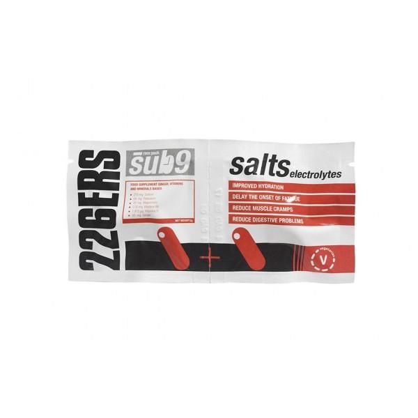 226ERS SUB9 SALTS ELECTROLYTES