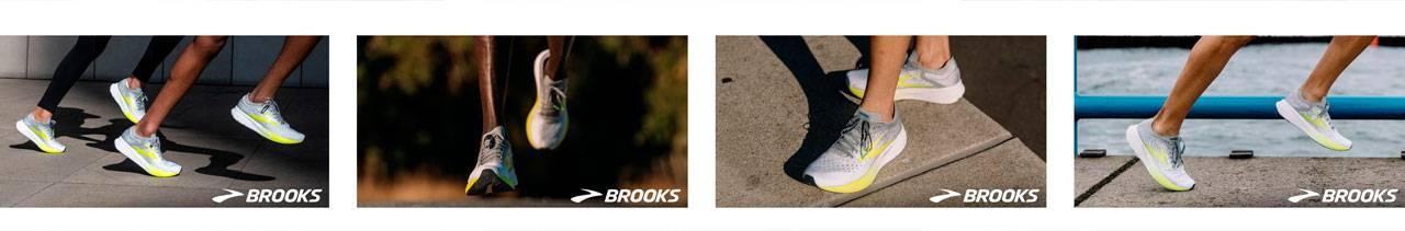 Las Brooks Hyperion Elite con placa de fibra de carbono te llevarán más rápido hasta la meta