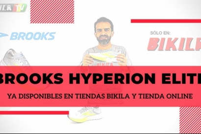 BROOKS HYPERION ELITE exclusivas en BIKILA